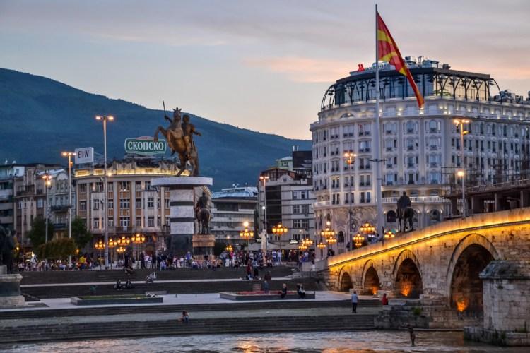 Skopje (Courtesy: Kamila Napora)