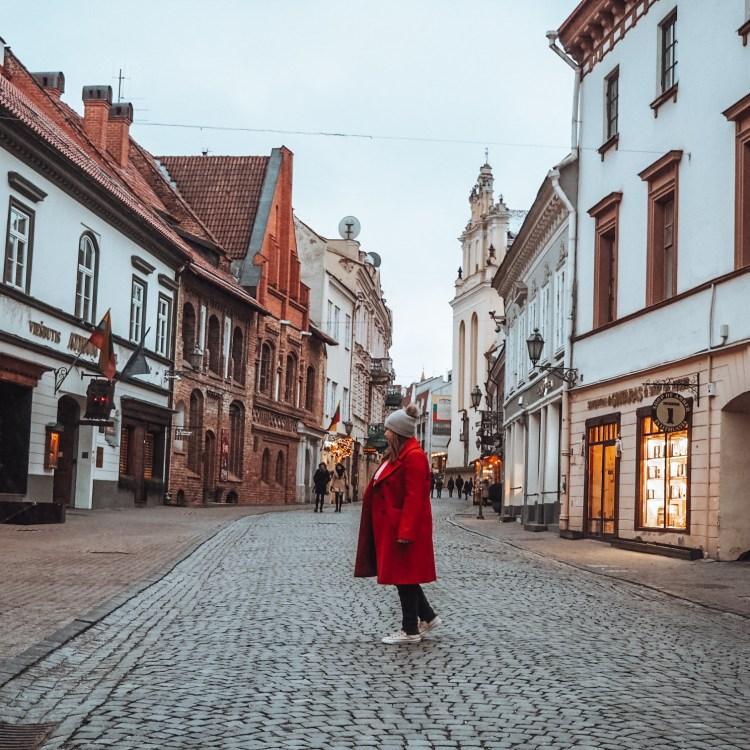 Vilnius (Courtesy: Nicola Lavin)