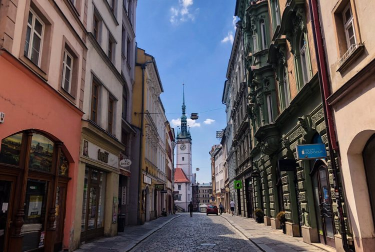 Olomouc (Courtesy: Veronika Primm)