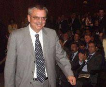 João Mourato vaiado na tomada de posse do novo executivo