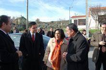 Ministra do Trabalho realça necessidade de         «atrair investimento» para a região