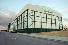 Olano já projecta ampliação das instalações