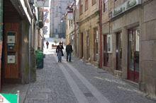 Aprovados projectos de regeneração urbana da         Guarda