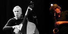 Tim Berne e Bruno Chevillon tocam amanhã à         noite no pequeno auditório do TMG