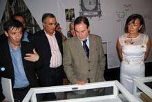 Inaugurada exposição sobre a primeira mulher         a votar em Portugal