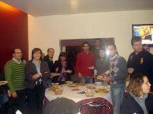 Jantar de Natal da EPT
