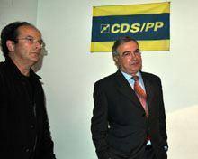 Fonseca de Carvalho eleito na distrital do         CDS