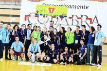 AAUBI campeã nacional universitária