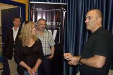 Candidatos do CDS visitaram jornal O         INTERIOR