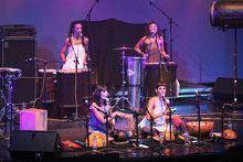 As Tucanas atuam em Gouveia