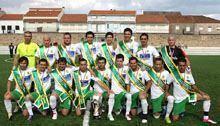 Sporting da Mêda recebeu faixas de campeão         distrital
