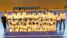 Karatecas graduados em Pinhel