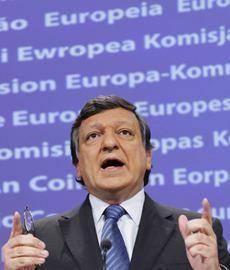 """Barroso: """"Europa vai sair desta crise mais         forte"""""""