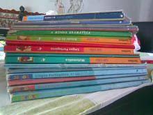 SCMC promove reutilização de livros         escolares