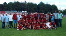 Guarda Unida Desportiva vence Guarda CUP em         iniciados