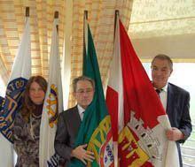 Rotary Club da Guarda homenageou Cercig