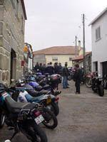 Encontro motard no sábado