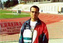 Pedro Martins vice-campeão nacional dos 50         km