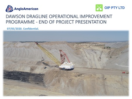 Dragline Improvement Programme