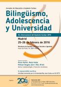 Jornadas de Educación e Implante Coclear: Bilingüismo, Adolescencia y Universidad en Madrid