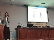 Doña Carina Rodríguez Martínez. Lic. en Fonoaudiología. Audióloga y Esp. en Implantes Cocleares. Advanced Bionics LLC.