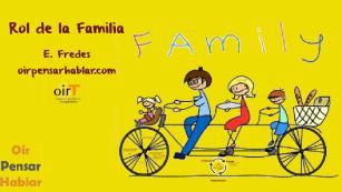 El rol de la familia con niños con pérdida auditiva.