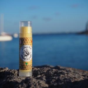 Baume à lèvre Olive-Cacao L'Oiseau Vent