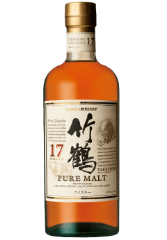 Taketsuru Pure Malt 17 Years Old