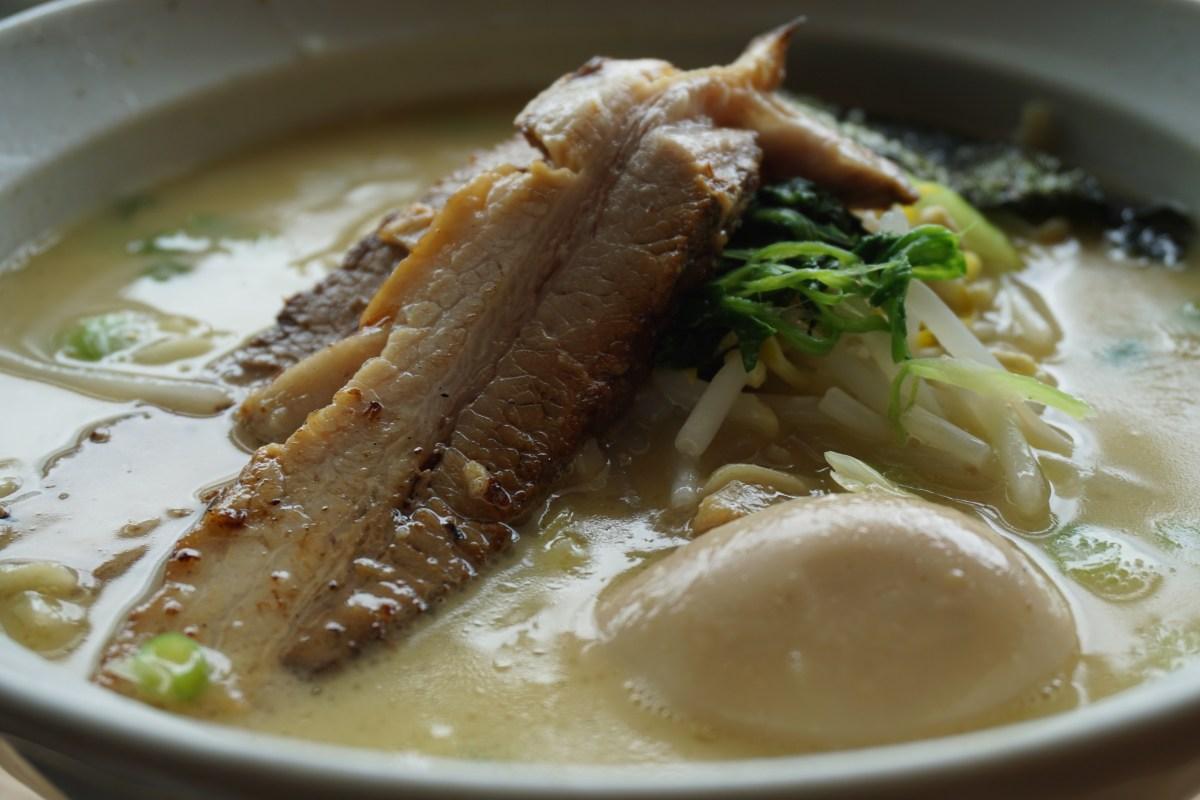 HiroNori Ramen, Irvine, CA (New Restaurant)