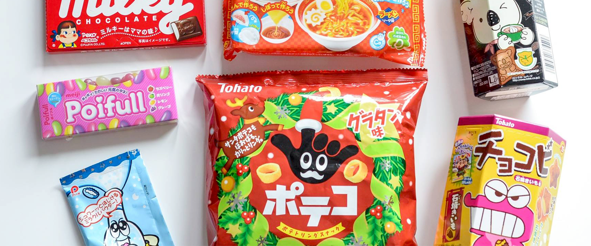 The Mother of All Listings of Japanese Candy and Snack Box Subscription Services