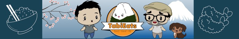 Photo Description: TabiEats YouTube header is of them in anime version.