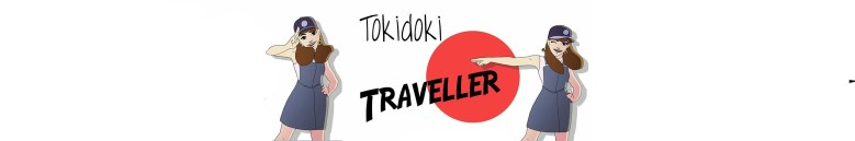 Photo Description: TokiDoki Traveller header.