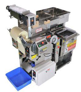 Photo Description: Richmen Type 1 all in-in-one noodle machine.