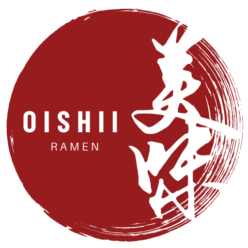 OISHII RAMEN EST. 2020