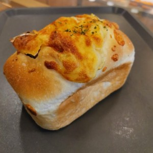 Oishipan bakery - best Ham and Cheese