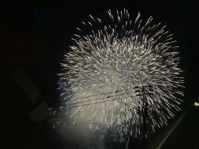 七瀬の花火フィナーレ