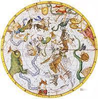 占星術占いのイラスト