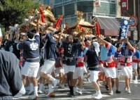 祭りパレード