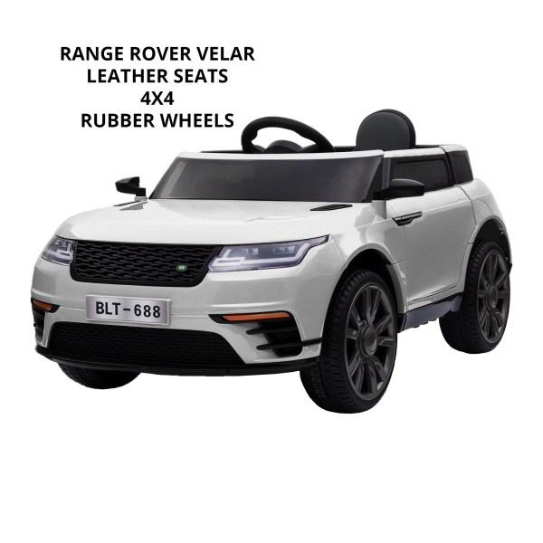 Kids ride on range rover