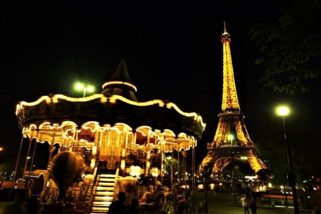 Eiffel Kulesi Paris (4)