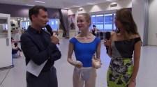 Bailarina Lisa Craig dá dicas para sapatilhas