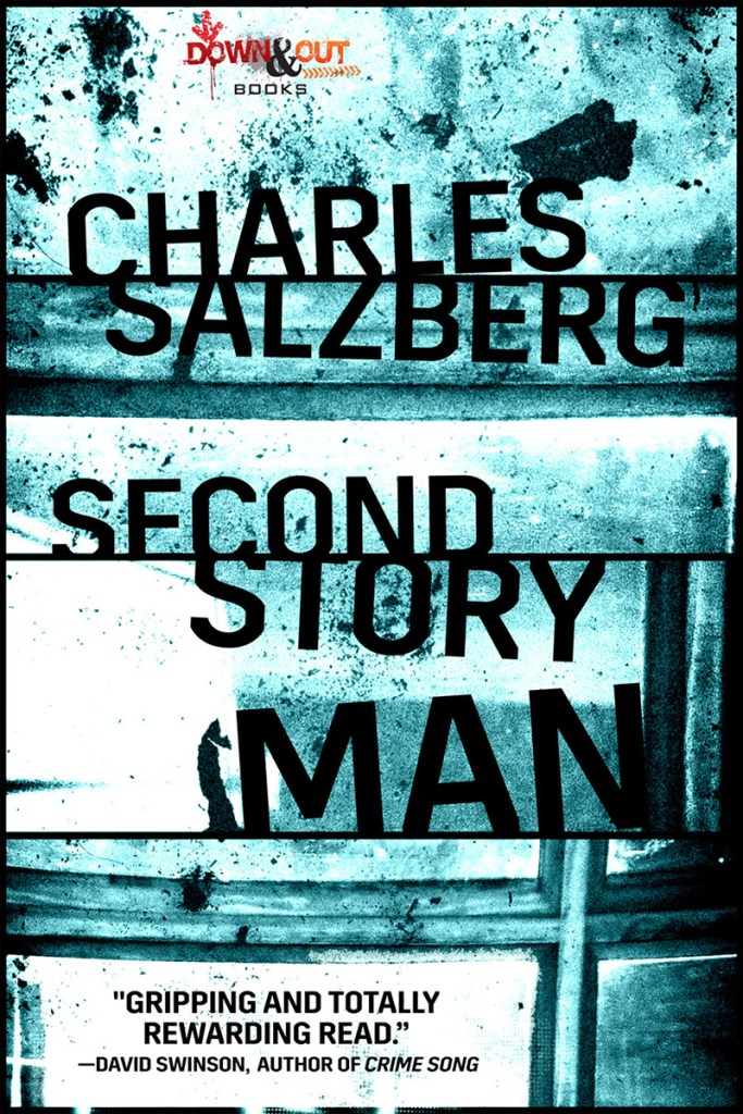 Charles Salzberg: SECOND STORY MAN covered
