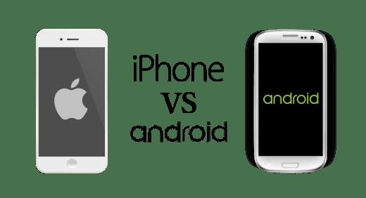 スマホ選びの分かれ道:iPhoneとAndroidどっちにする?
