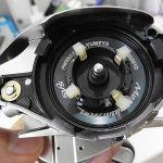16メタニウムMGL用深溝スプール使用中(インプレ)深溝スプールに変更で飛距離は?