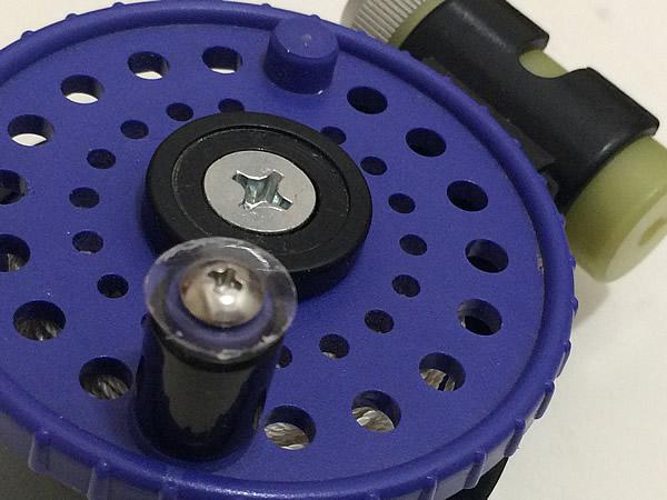 ルーバウノのハンドルノブ改造チューン