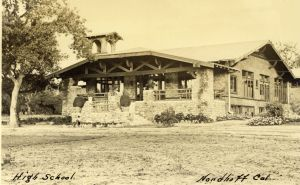 Nordhoff High School (1911)