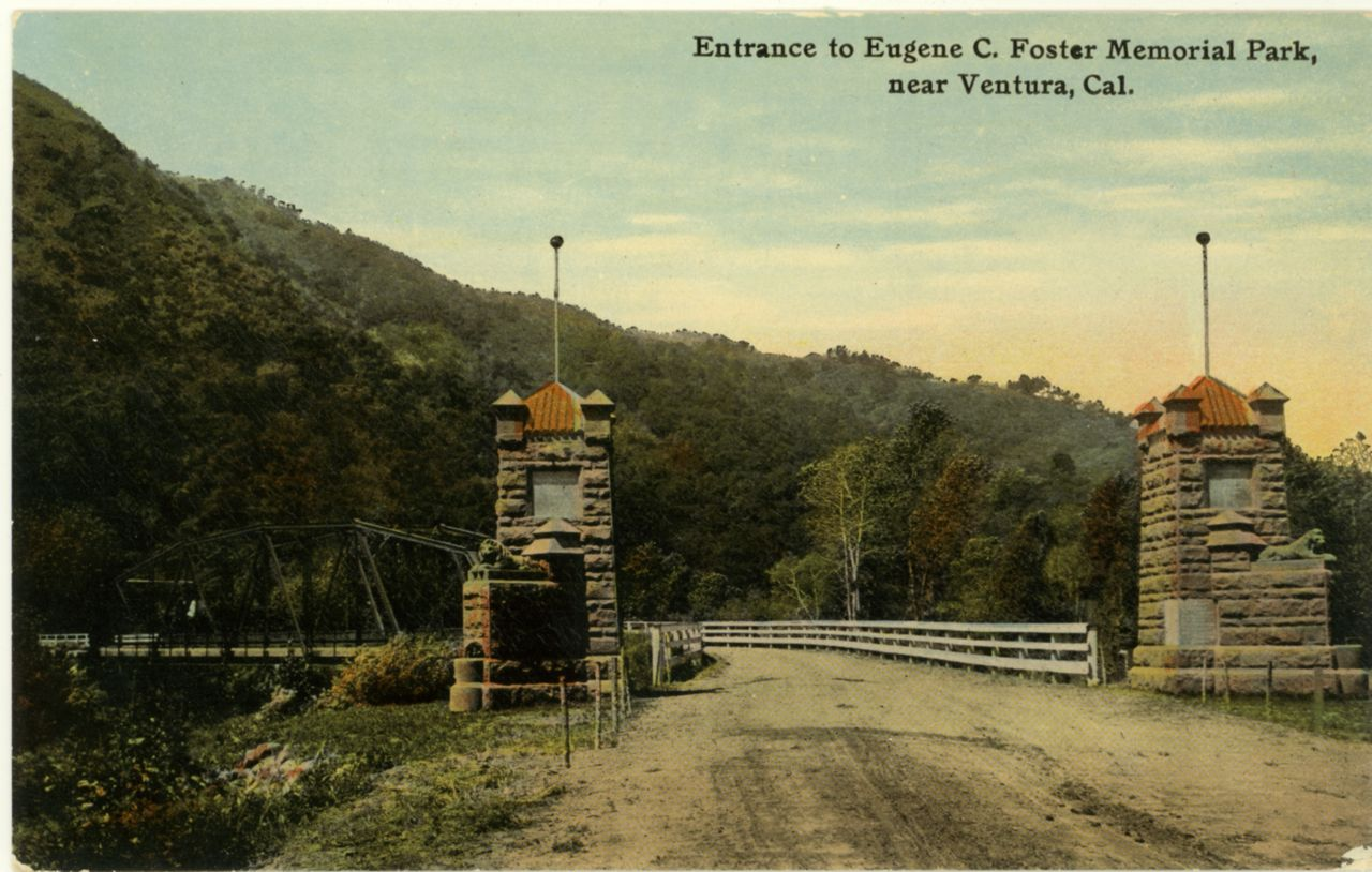 E P  Foster and Ojai's County Parks