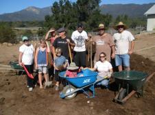 Ojai Lions Volunteer @ Help of Ojai