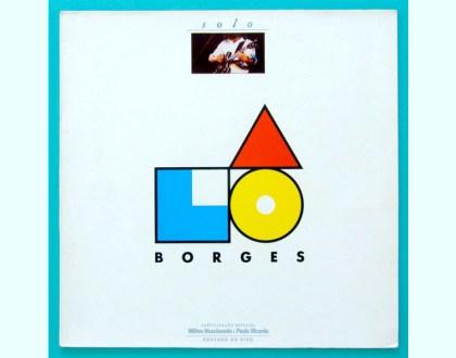 Discos Escondidos #012: Lô Borges - Solo (ao vivo) (1987)