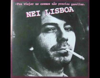 Discos Escondidos #070: Nei Lisboa - Pra Viajar no Cosmos Não Precisa Gasolina (1983)